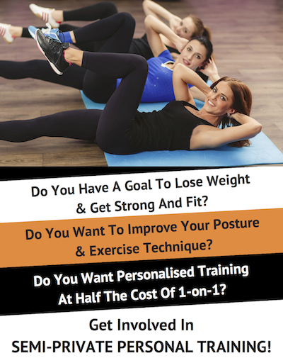 Small Group Personal Training Ascot Vale VIC